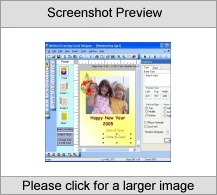 Belltech Greeting Cards Designer Screenshot